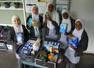 Community Food Hamper Project WA